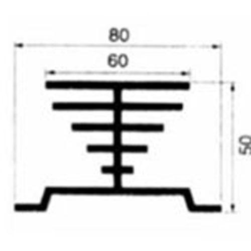 Schéma Radiateur RST_RDM_I50_5 Inoréa